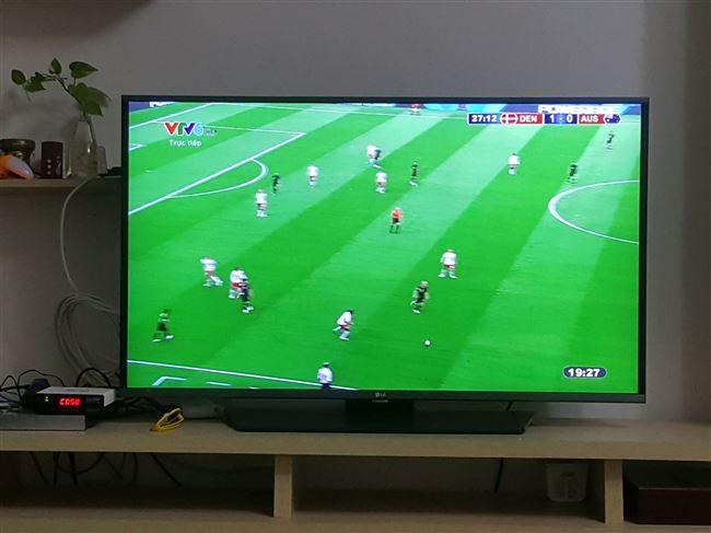 Truyền hình OTT nghẽn mạng, đầu thu DVB-T2 cháy hàng nhờ World Cup 2018