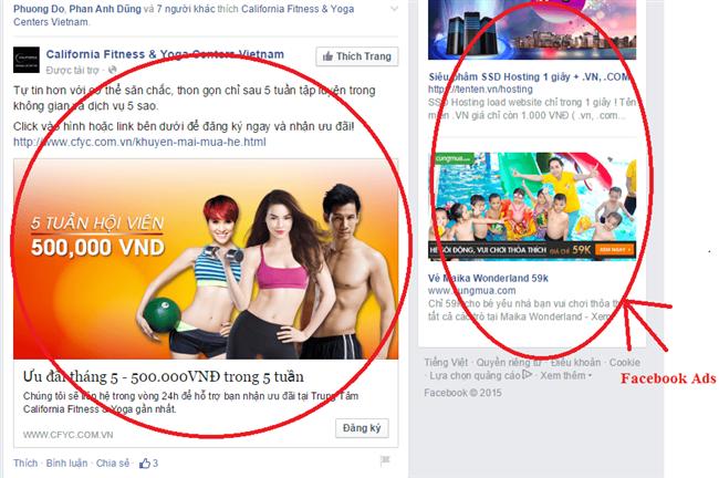 Facebook, Google thu tiền quảng cáo sai luật ở Việt Nam