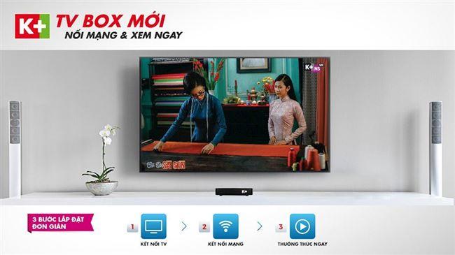 K+ ra mắt dịch vụ truyền hình OTT, độc quyền phát sóng kênh phim Hollywood