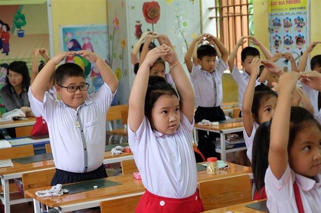 Học sinh được học vượt lớp trong cùng một cấp học
