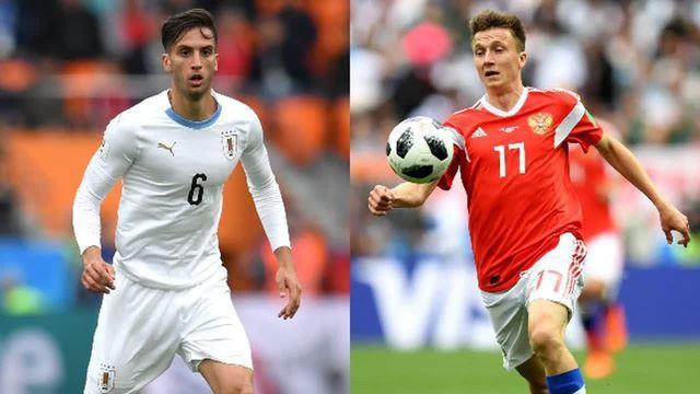 Lịch trực tiếp World Cup 2018 ngày 25, rạng sáng 26/6: Bảng A và B phân thứ hạng
