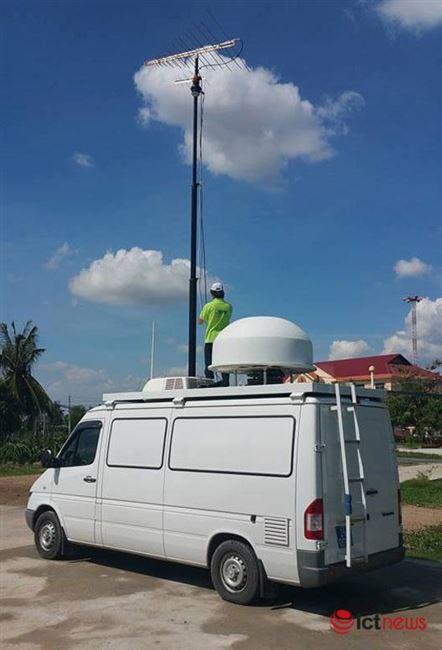 AVG, RTB cam kết đảm bảo chất lượng phủ sóng truyền hình số DVB-T2