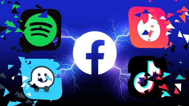 Facebook khiến hàng loạt ứng dụng iOS gặp sự cố đăng nhập