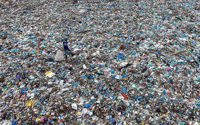 Rác thải nhựa - Quả bom nổ chậm tiềm ẩn từ đại dịch COVID-19