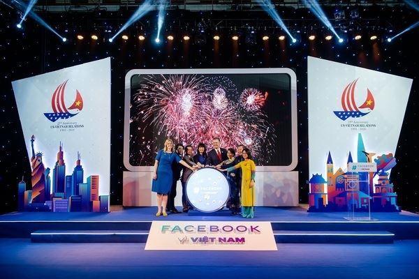 Facebook thể hiện mong muốn hợp tác với Chính phủ Việt Nam