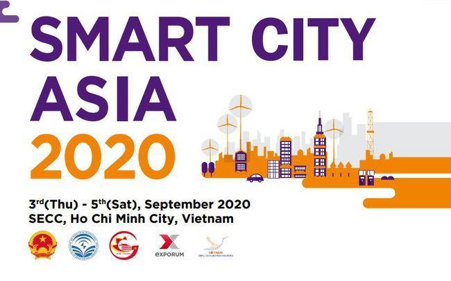 Diễn đàn và triển lãm quốc tế về đô thị thông minh châu Á khai mạc ngày 3/9