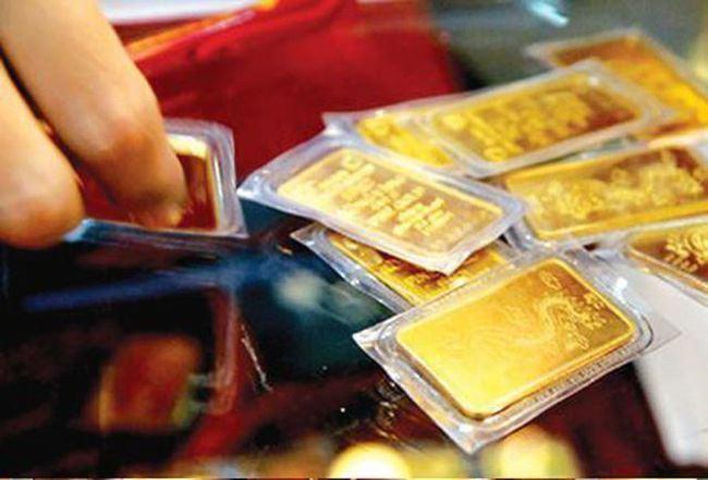 Giá vàng trong nước lập kỷ lục mới 59 triệu đồng/lượng