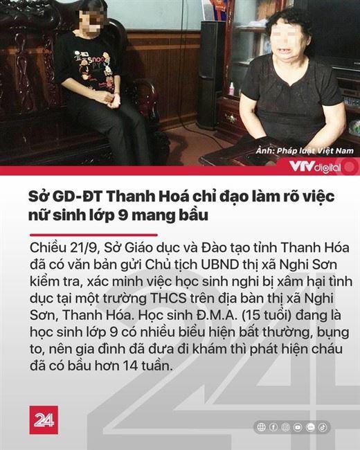 Tin nóng đầu ngày 22/9: Hà Nội chấm dứt đốt rơm rạ gây ô nhiễm không khí sau năm 2020