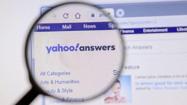 Yahoo Answers sắp ngừng hoạt động