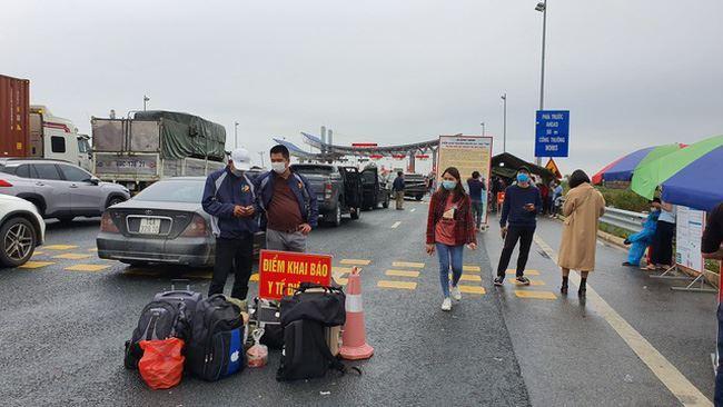Quảng Ninh tái lập các chốt kiểm soát dịch tại cửa ngõ