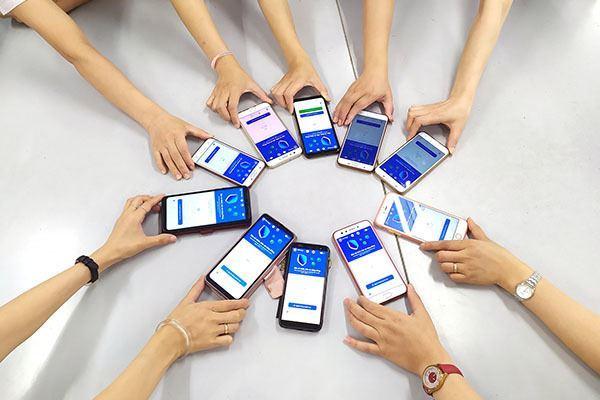 Ứng dụng công nghệ hỗ trợ truy vết, khoanh vùng dập dịch nhanh