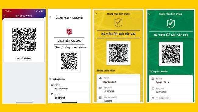 Thủ tướng yêu cầu thống nhất 1 app phòng dịch, người có app xanh được di chuyển