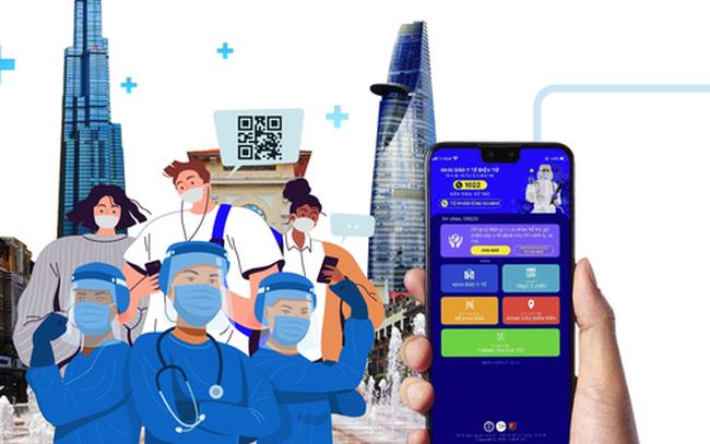 TP Hồ Chí Minh: Dữ liệu ứng dụng Y tế HCM sẽ được đồng bộ vào PC-COVID