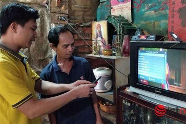 Quảng Bình: Hỗ trợ miễn phí đầu thu truyền hình số cho hộ nghèo và hộ cận nghèo