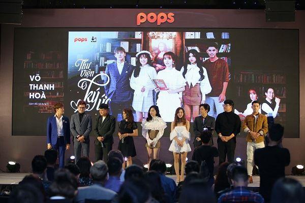 POPS ra mắt ứng dụng nội dung giải trí miễn phí