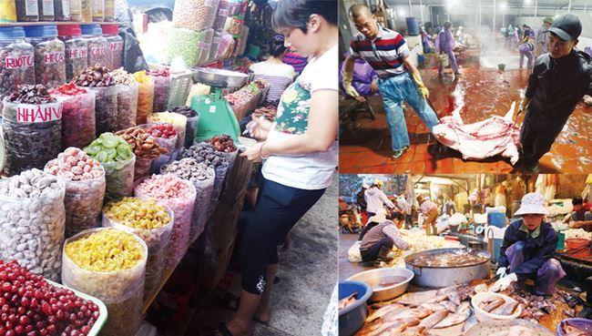 Bộ Y tế khuyến cáo thận trọng khi chọn thực phẩm trong dịp Tết