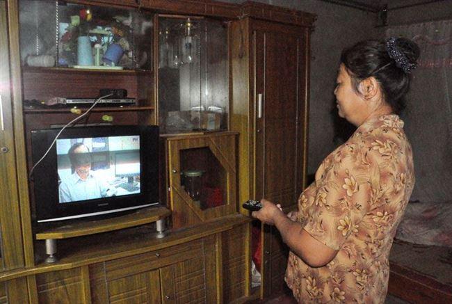 Nhà thầu bắt đầu lắp đặt đầu thu truyền hình cho hộ nghèo tại 8 tỉnh