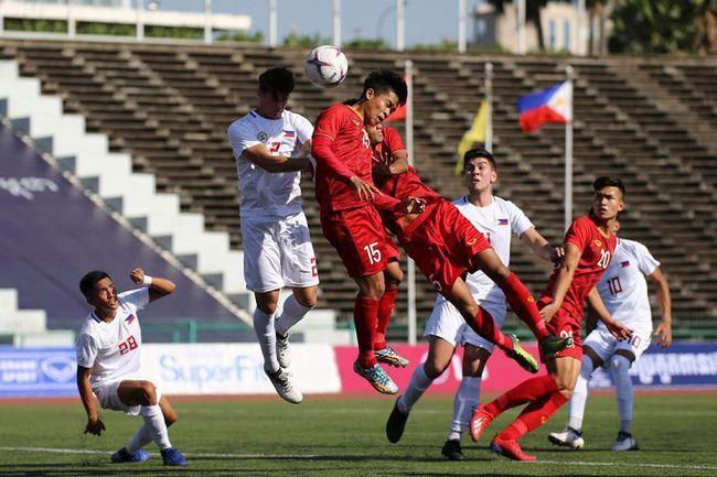 Giải U22 Đông Nam Á, BXH Bảng A: U22 Việt Nam giữ ngôi đầu sau 2 lượt trận