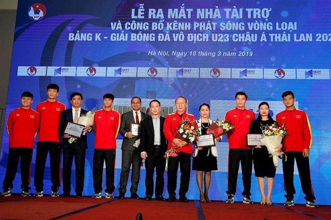 Bảng K vòng loại U23 châu Á 2020 phát sóng trực tiếp trên truyền hình, ứng dụng OTT và mạng xã hội