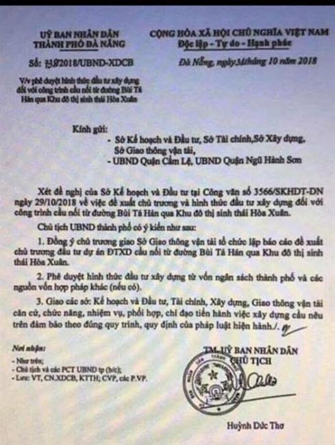 """Đà Nẵng: Tung tin giả mạo trên mạng xã hội để """"thổi"""" giá đất"""