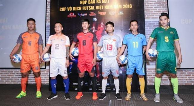 K+ mua bản quyền phát sóng giải bóng đá trong nhà Vietnam Futsal League 2018