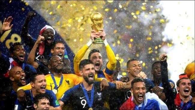 Pháp nhận núi tiền sau World Cup, Croatia và các đội bóng khác cũng kiếm bộn