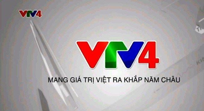 Từ 31/3/2018, ngừng phát sóng vệ tinh nước ngoài kênh VTV4